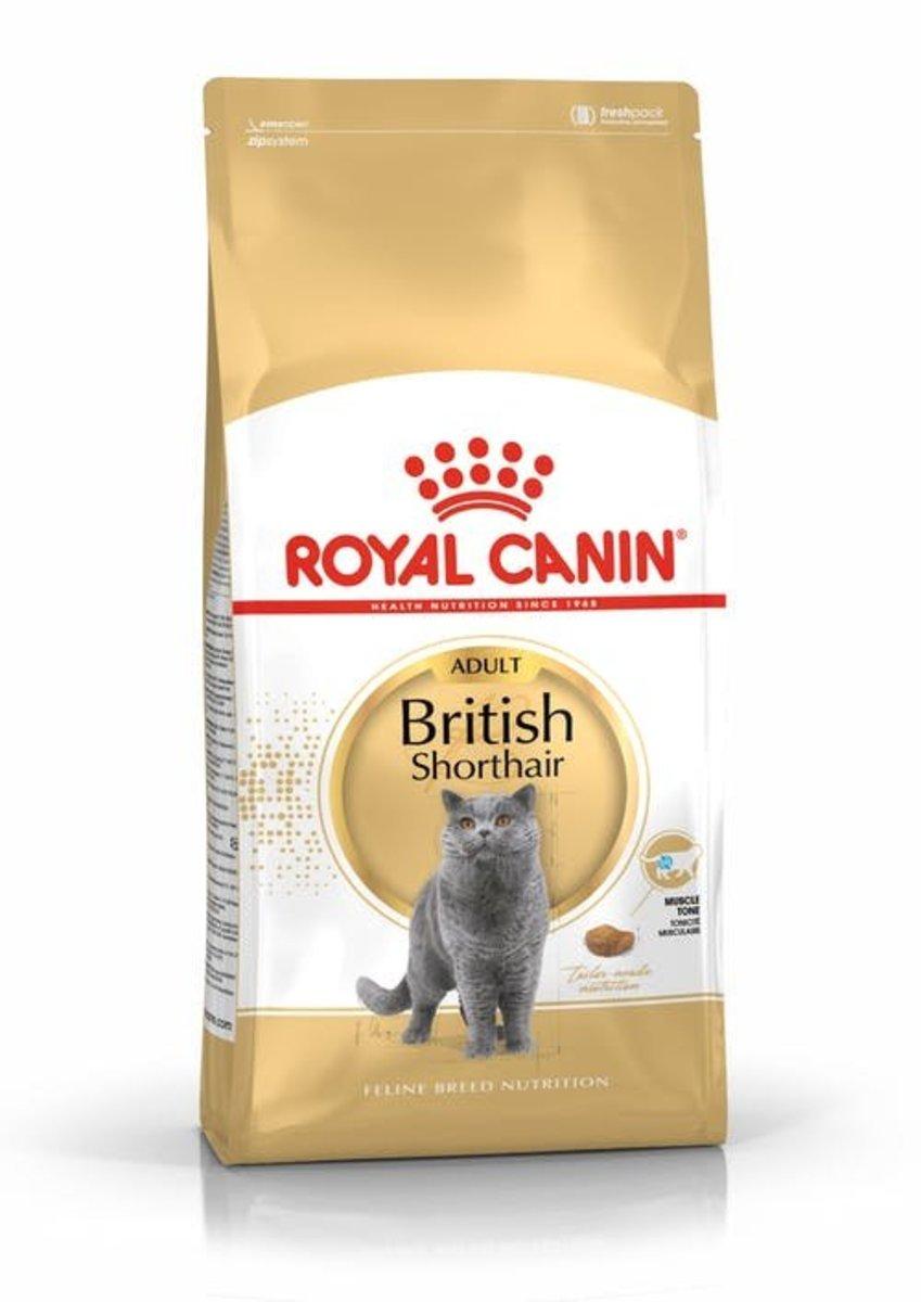 英國短毛貓配方 10kg