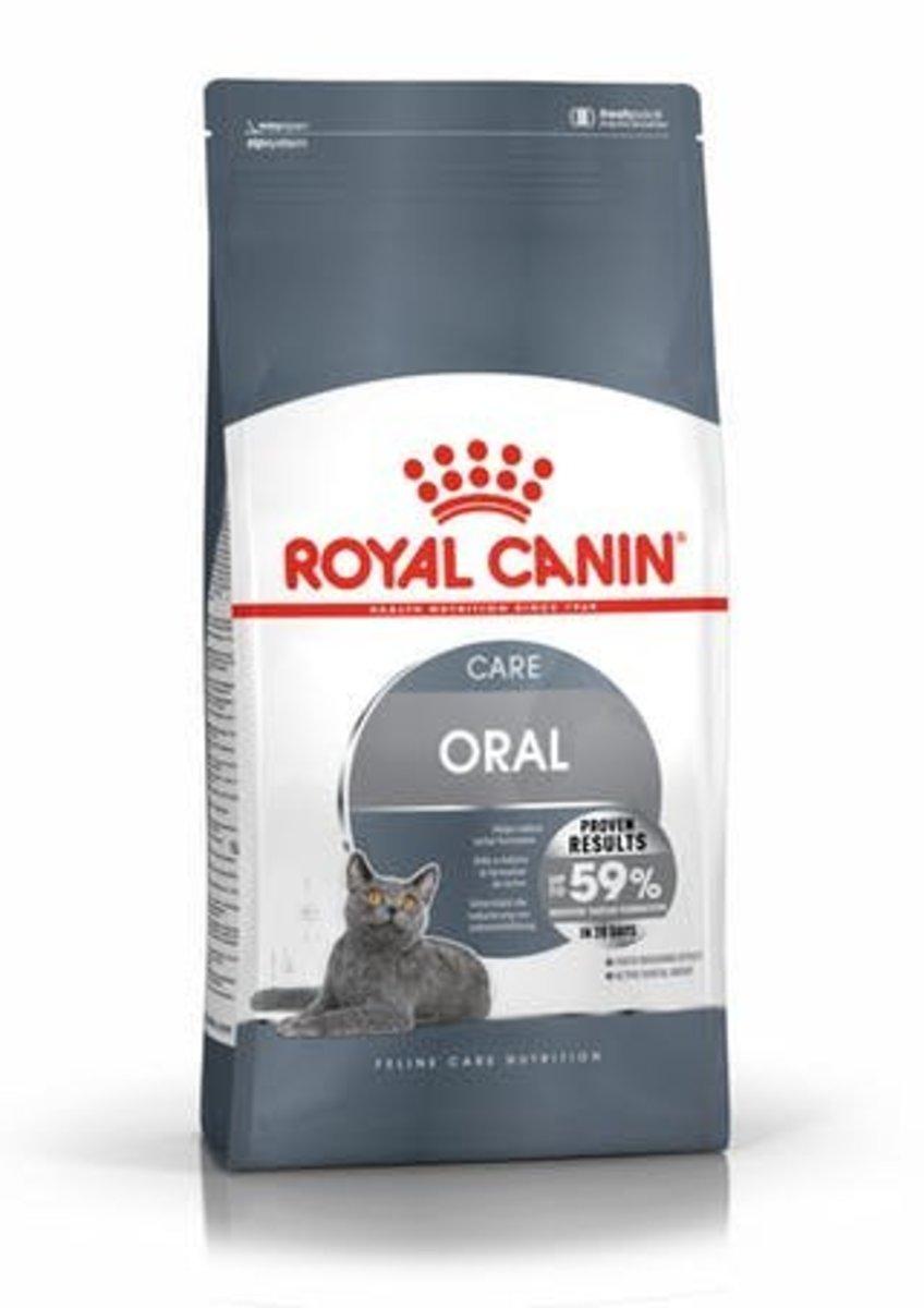 Oral Care Dry Food 3kg