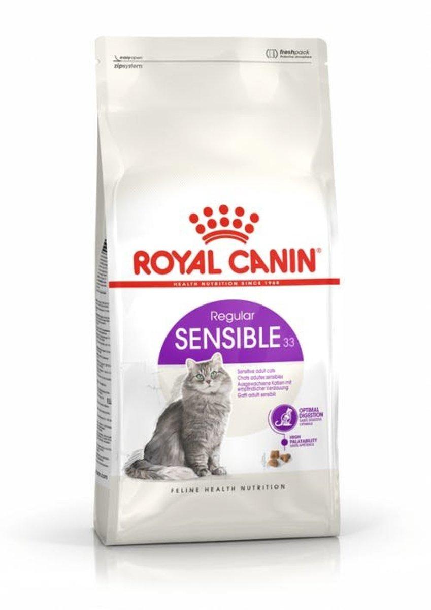 Sensible Cat Dry Food 2kg