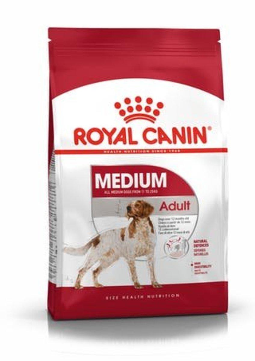 Medium Adult Dry Food 4kg