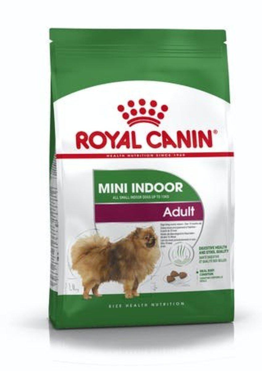Mini Indoor Adult Dry Food 1.5kg