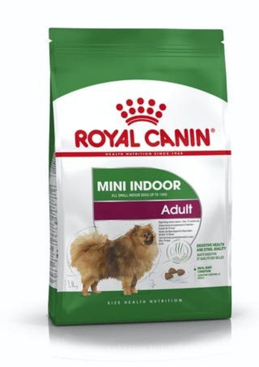 Mini Indoor Adult Dry Food 3kg