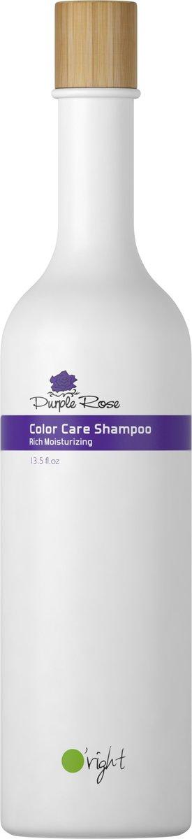 O'right 紫玫瑰護色洗髮水