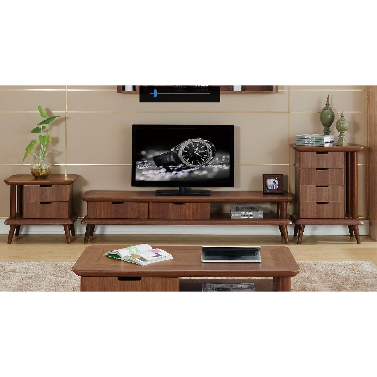 Functional Storage TV Cabinet
