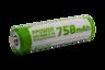 8 X 750MAH 14500 LI-ION RECHARGEABLE BATTERIES CE/IEC62133 CERTIFIED
