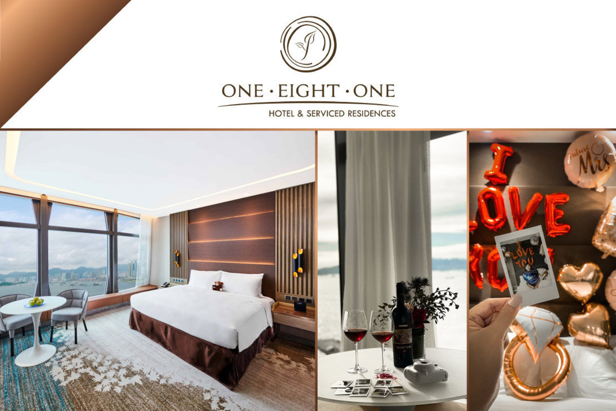 1 Set - ''Sweet Romance'' Staycation Package (Sun to Thu)