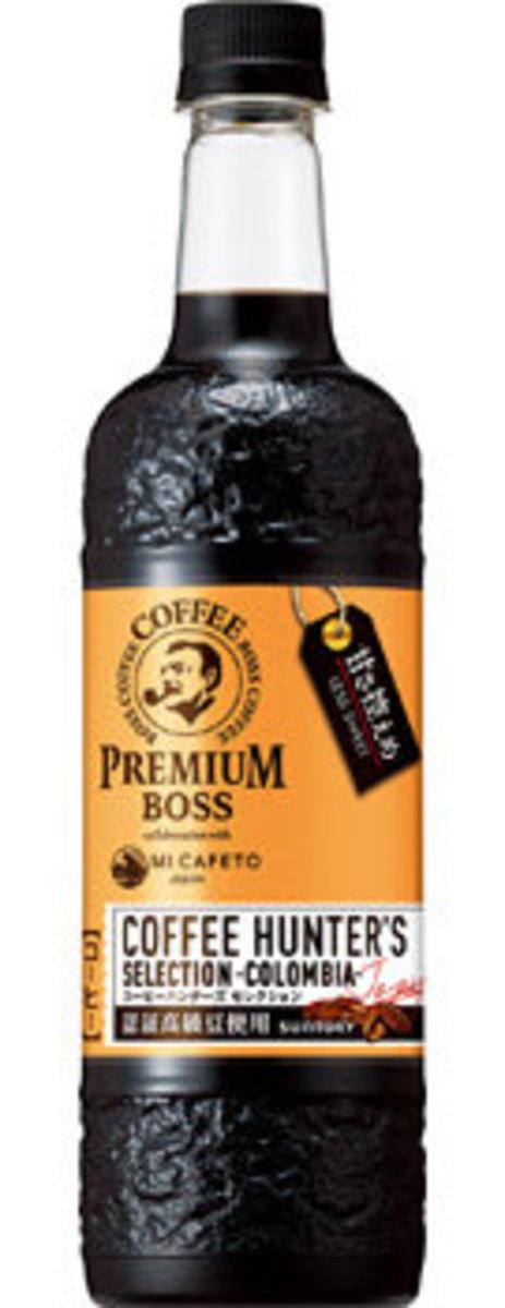 BOSS精選低甜咖啡750ML(賞味期限: 年/月/日 2020.06.30)