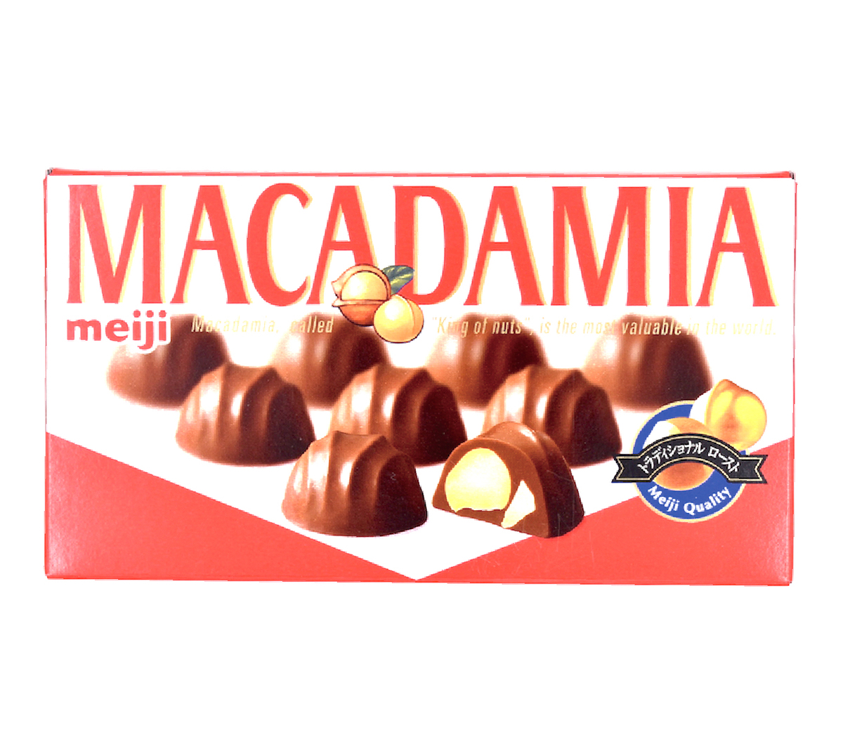Macadamia chocolate