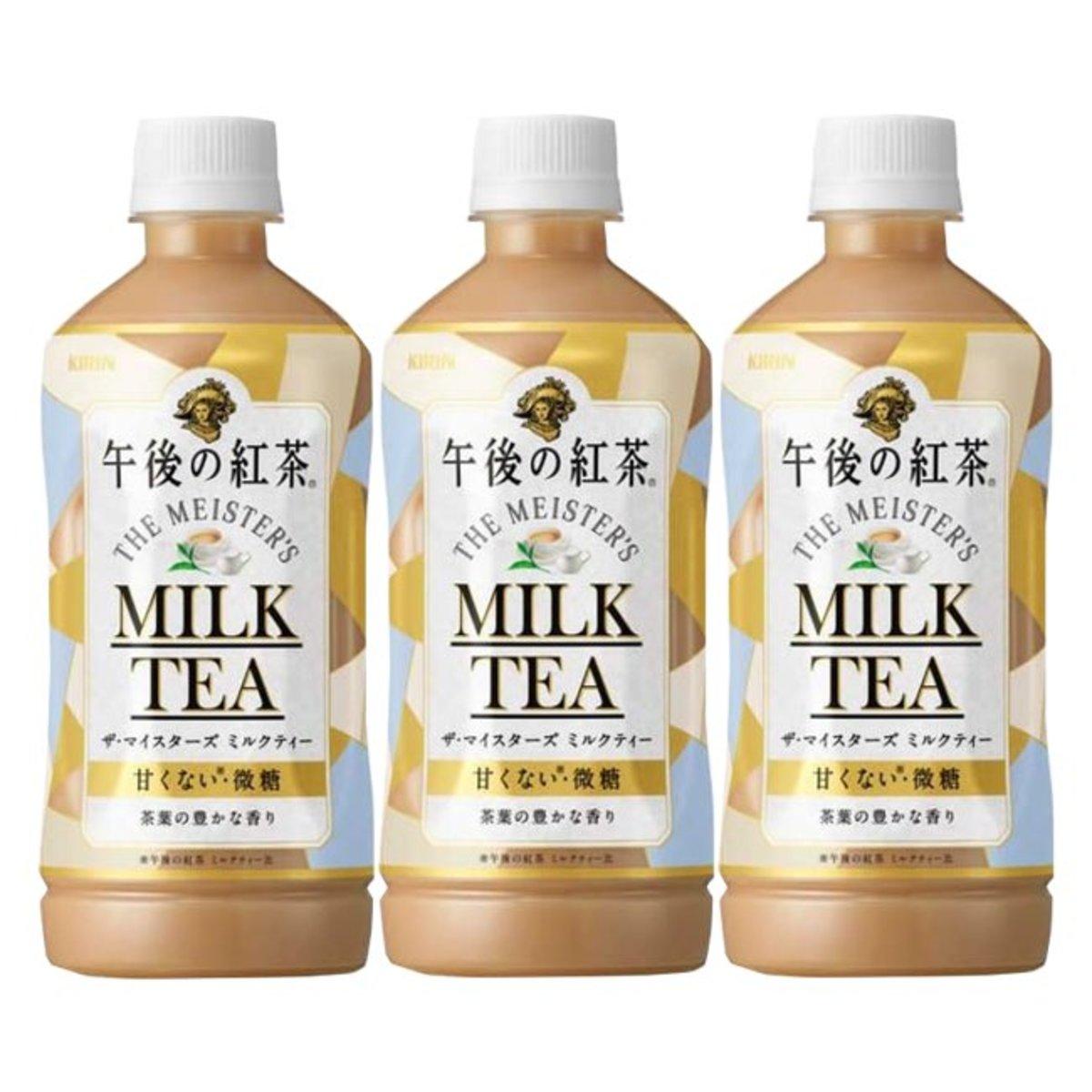 麒麟 午後紅茶先生奶茶 500ML X 3