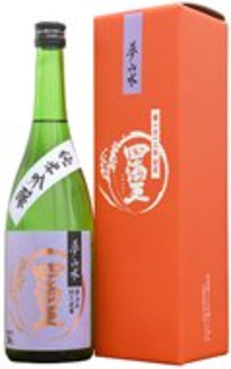 四海王 純米吟醸 夢山水 720ml