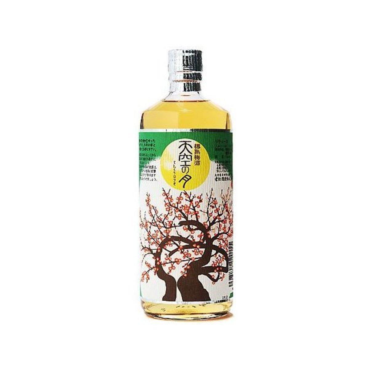 若鶴酒造天空の月樽熟梅酒300ML