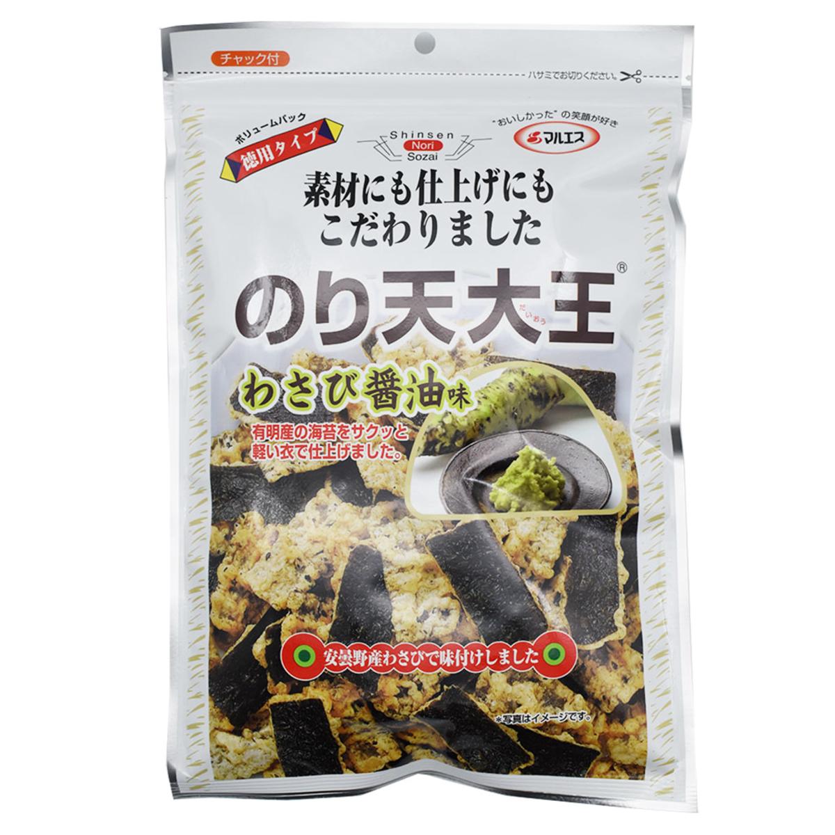 MARUESU 紫菜天婦羅大王 91g