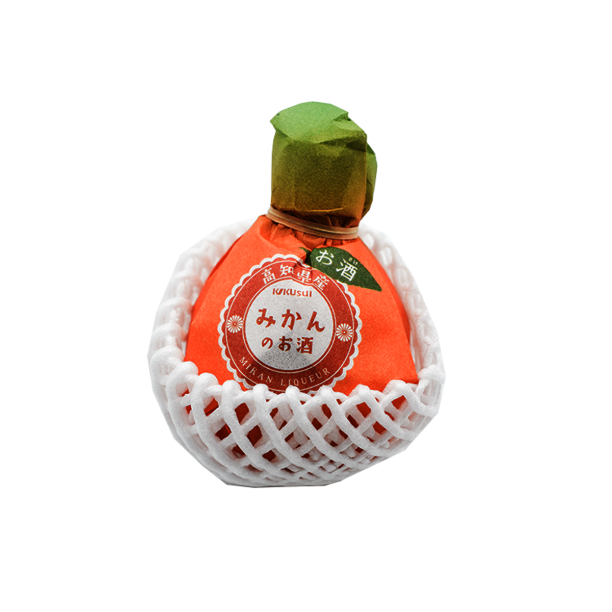 菊水酒造 - 文旦橙味酒 180ml