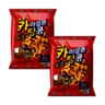 Caramel & Peanut Snack 72g x 2