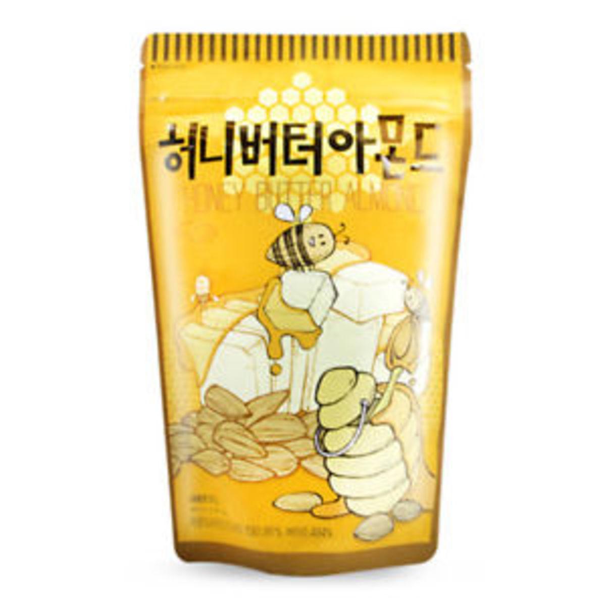 Tom's Korean Honey Cream Almond 250g