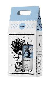 YOPE 緑草天然洗髮水配護髮素禮品套裝 (波蘭天然品牌) 470毫升