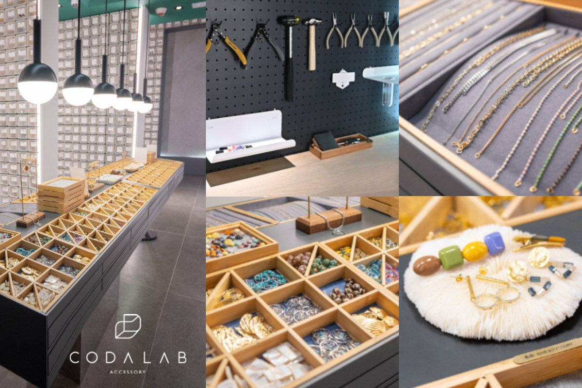 1 Unit (Necklaces) - DIYLab Design and DIY Personal Accessory