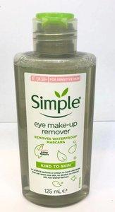 SIMPLE SIMPLE - 眼部卸妝水 125ml