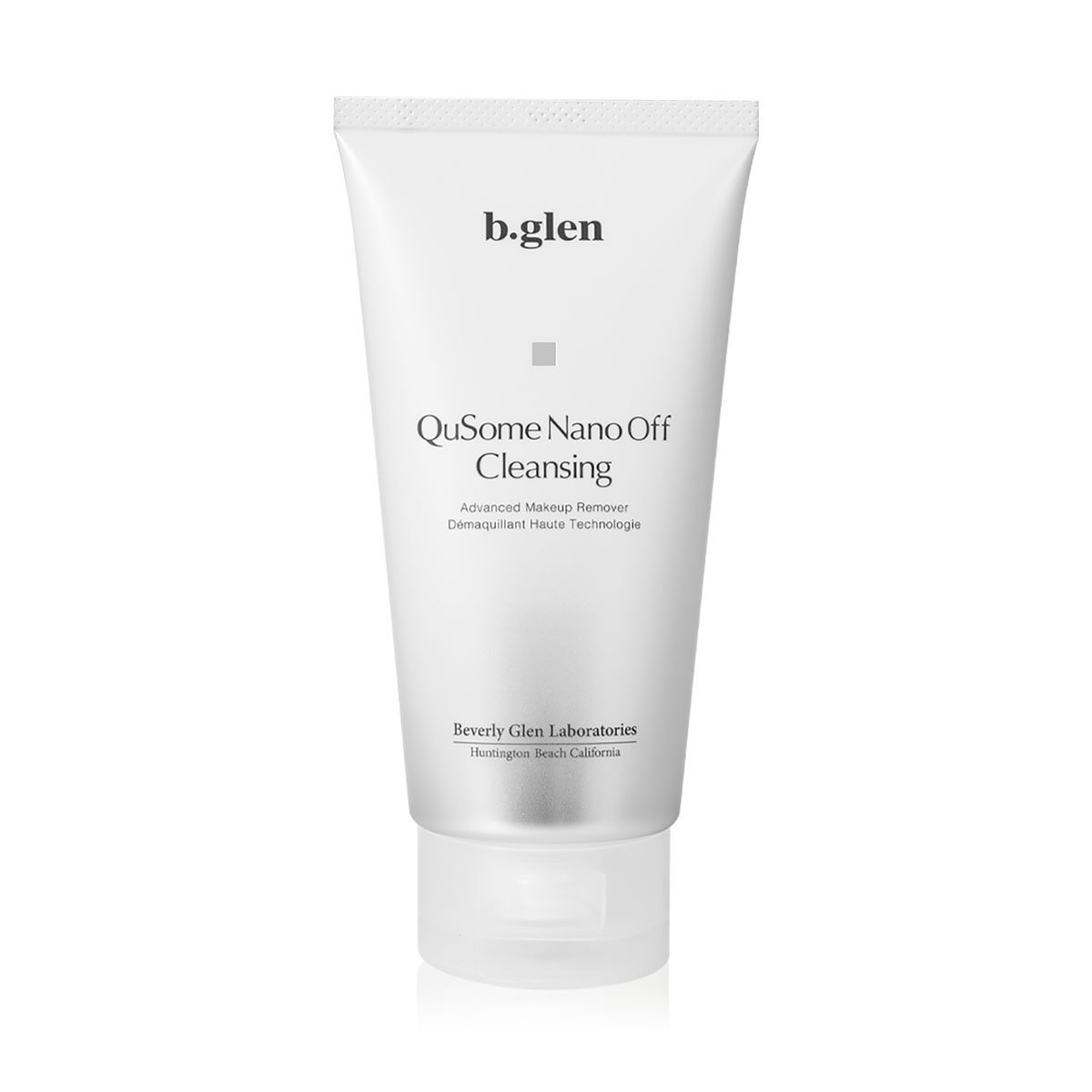 QuSome NanoOff Cleansing Makeup Remover Gel 120g