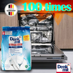 Denkmit [德國製] Denkmit 自動洗碗機洗滌粉 1.8KG (洗碗機專用)