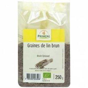 Primeal 法國有機棕色亞麻籽 (25克)