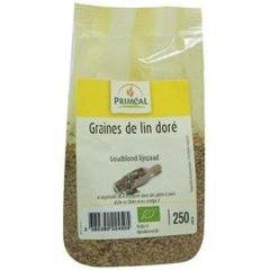 Primeal 法國有機金色亞麻籽 (250克)