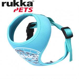 Rukka Pets 舒適FLASH束衣束帶 藍綠色 (M 碼) $238 1 件