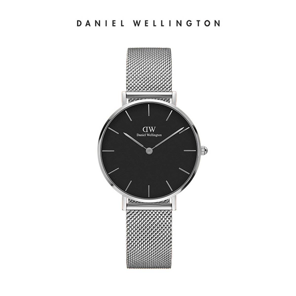 Petite Sterling Watch Sliver 32mm