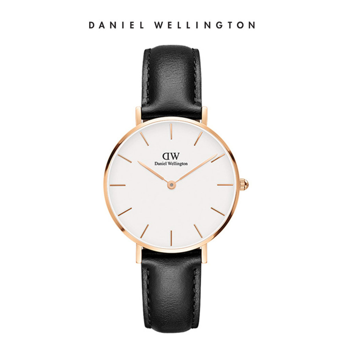 Petite Sheffield Watch Rose Gold 32mm