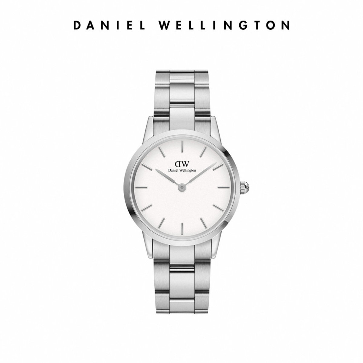 Iconic Link Watch Sliver 36mm