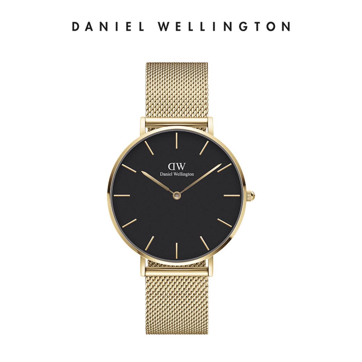 Petite Evergold Watch Gold 36mm
