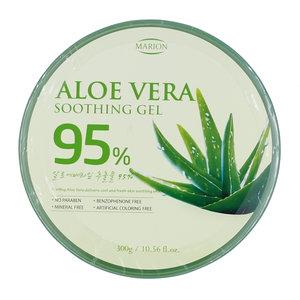 Marion 蘆薈 95% 保濕啫喱凝膠300ml 300毫升