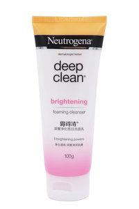 Neutrogena 深層淨化亮白洗面乳 100g 100克