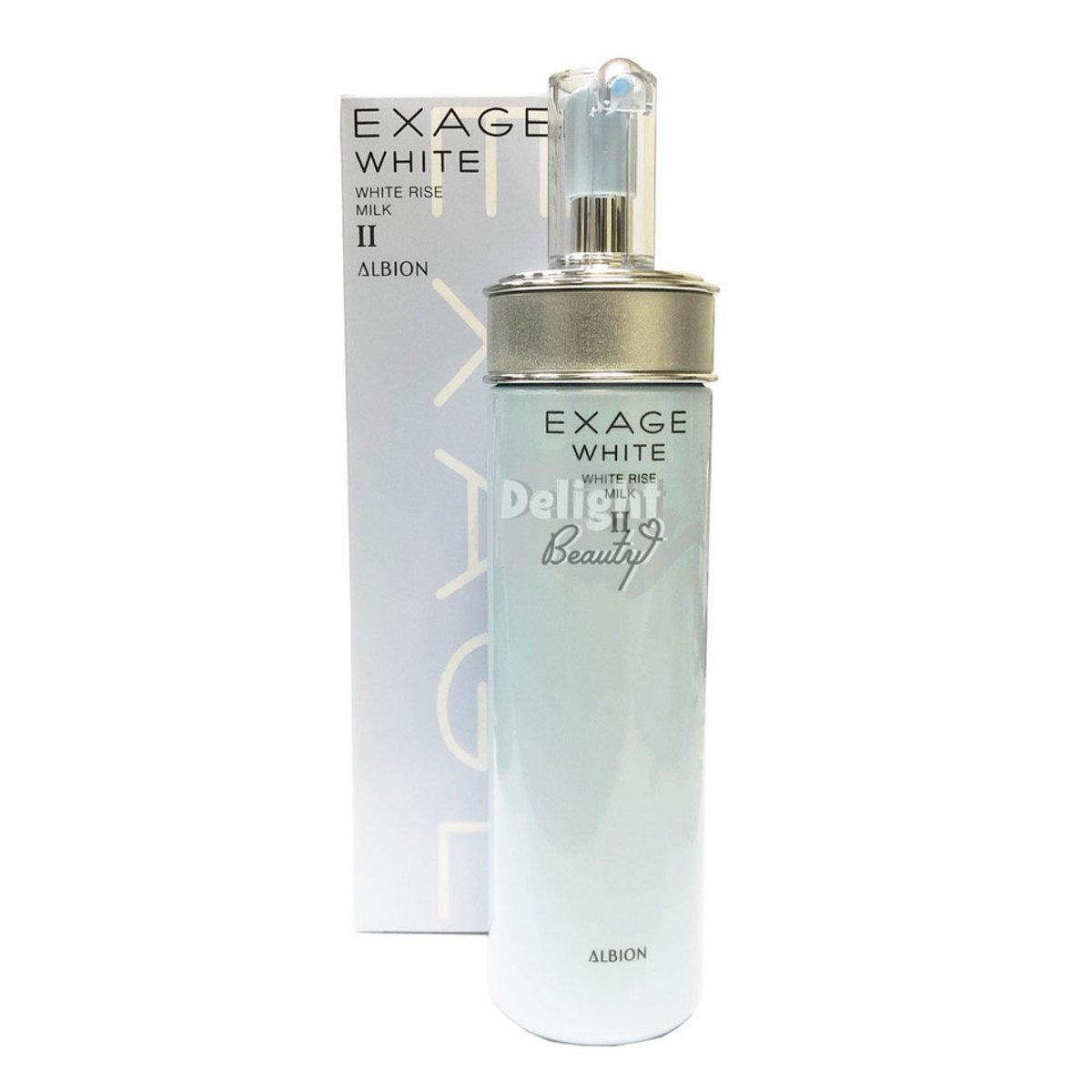Exage White White Rise Milk II 200g