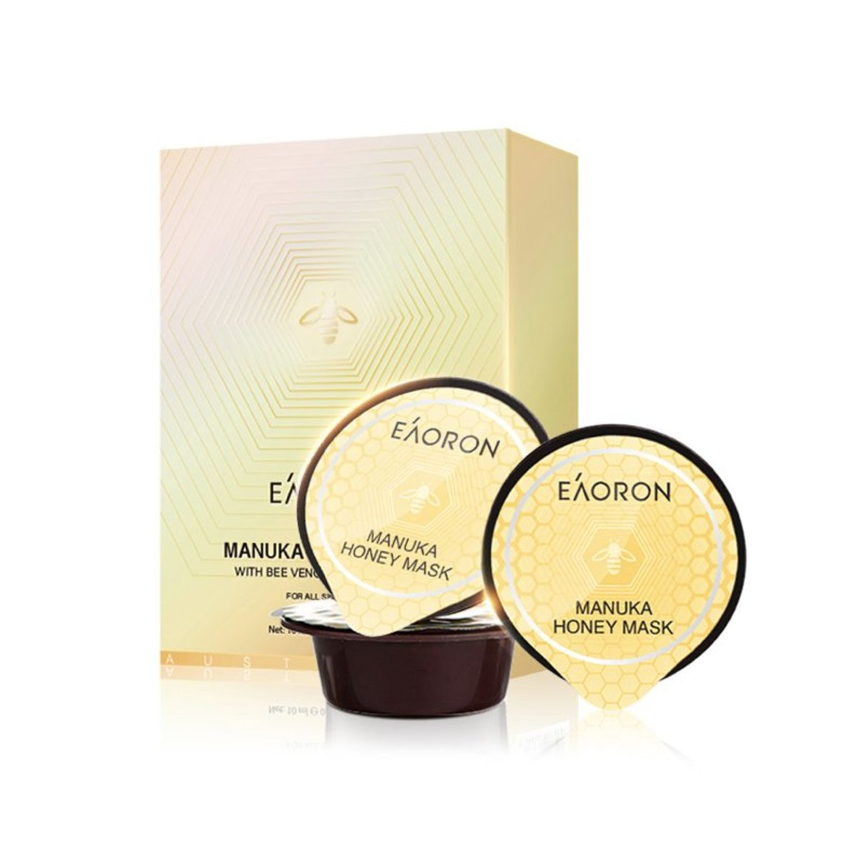 EAORON Manuka Honey Mask (10ml x  8)