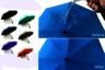 Taiwan import RAINBOW Water Resistant Foldable Automatic Oversize Umbrella