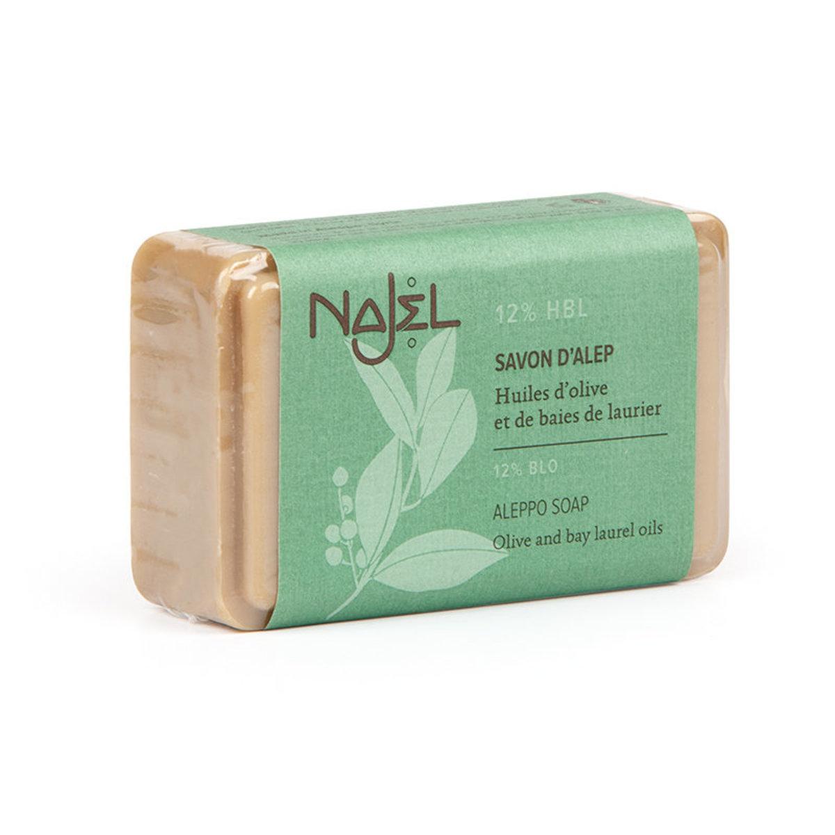 Najel Aleppo Soap 12% Bay Laurel Oil