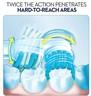 4 件裝 Oral B / Philips 電動牙刷代用刷頭 (SB-417A)