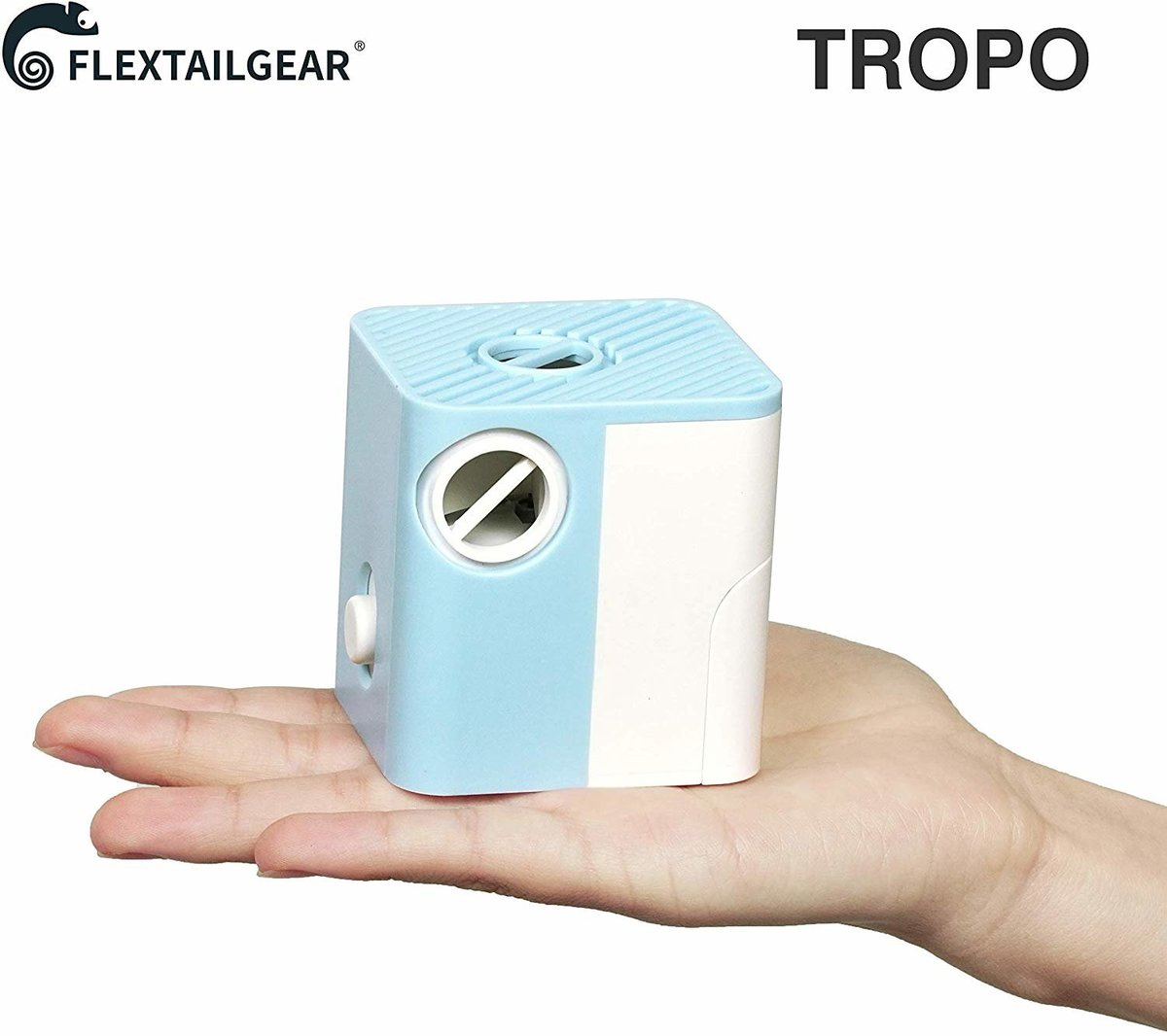 (最新款) TROPO 携帶式氣泵 抽氣充氣二合一