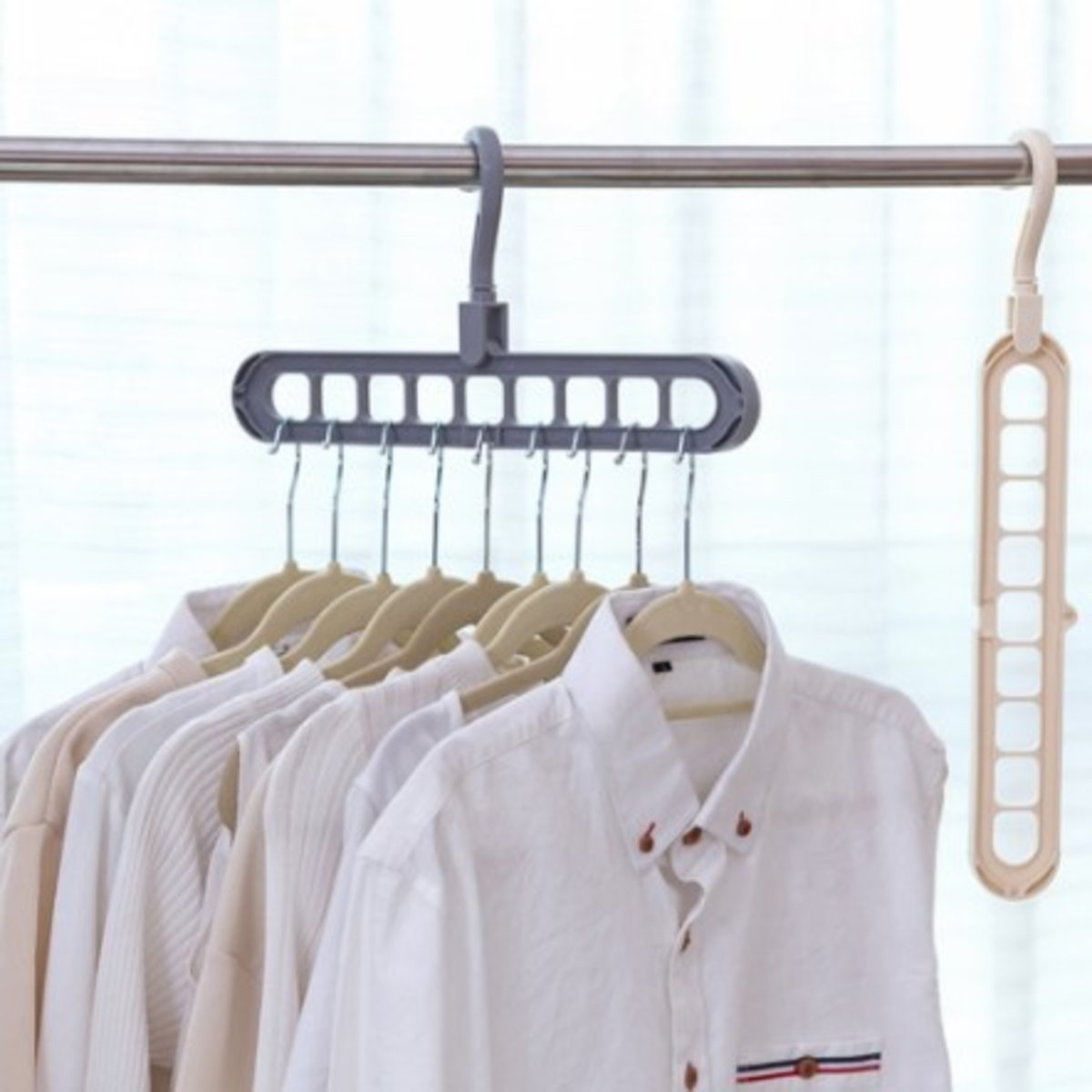 Save Space 360° Rotating Hanger