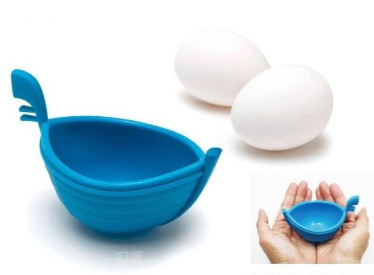 EGGONDOLA 水波蛋船 煮蛋模具