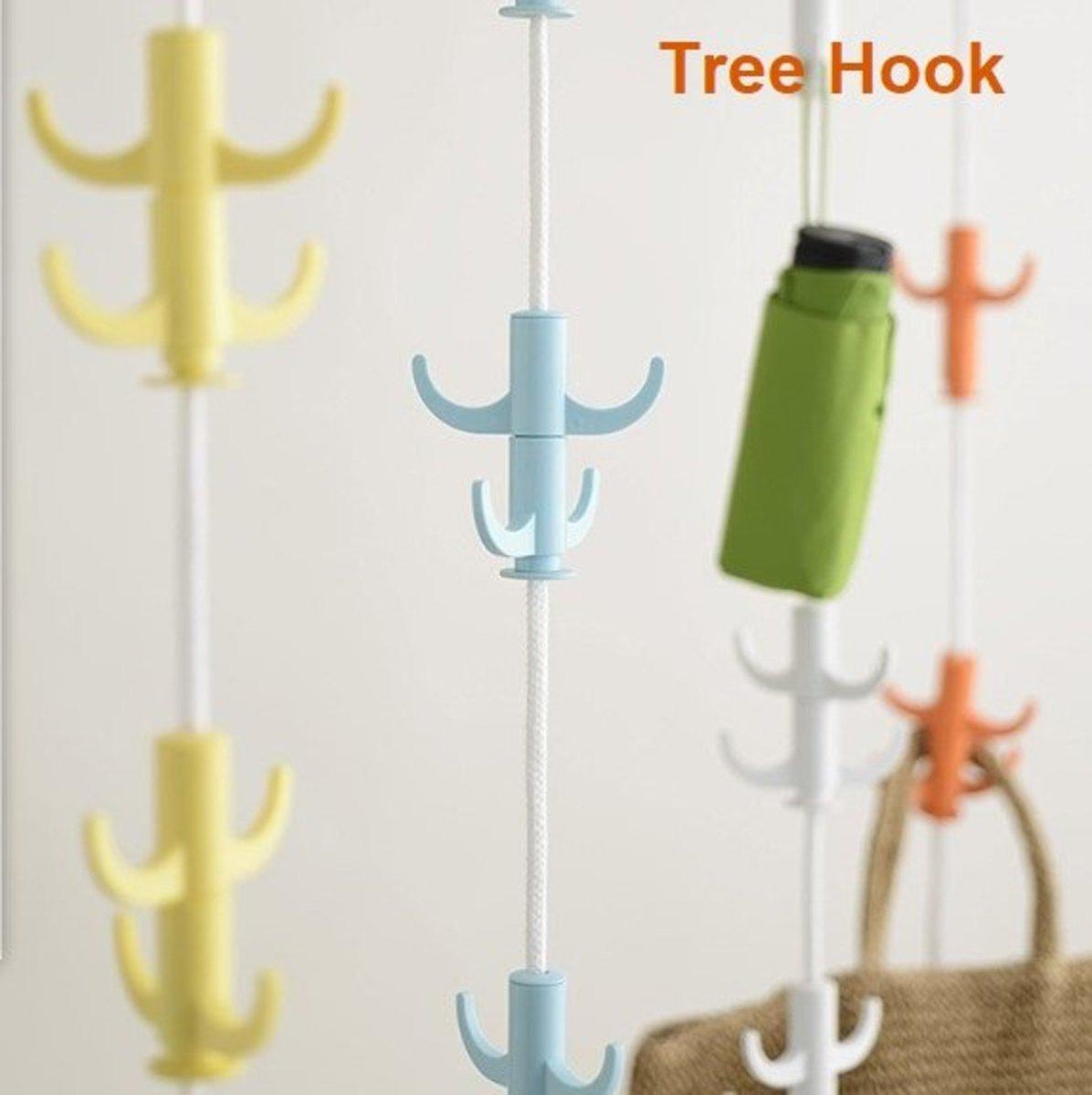 Tree Hook Coat/Bag Hanger