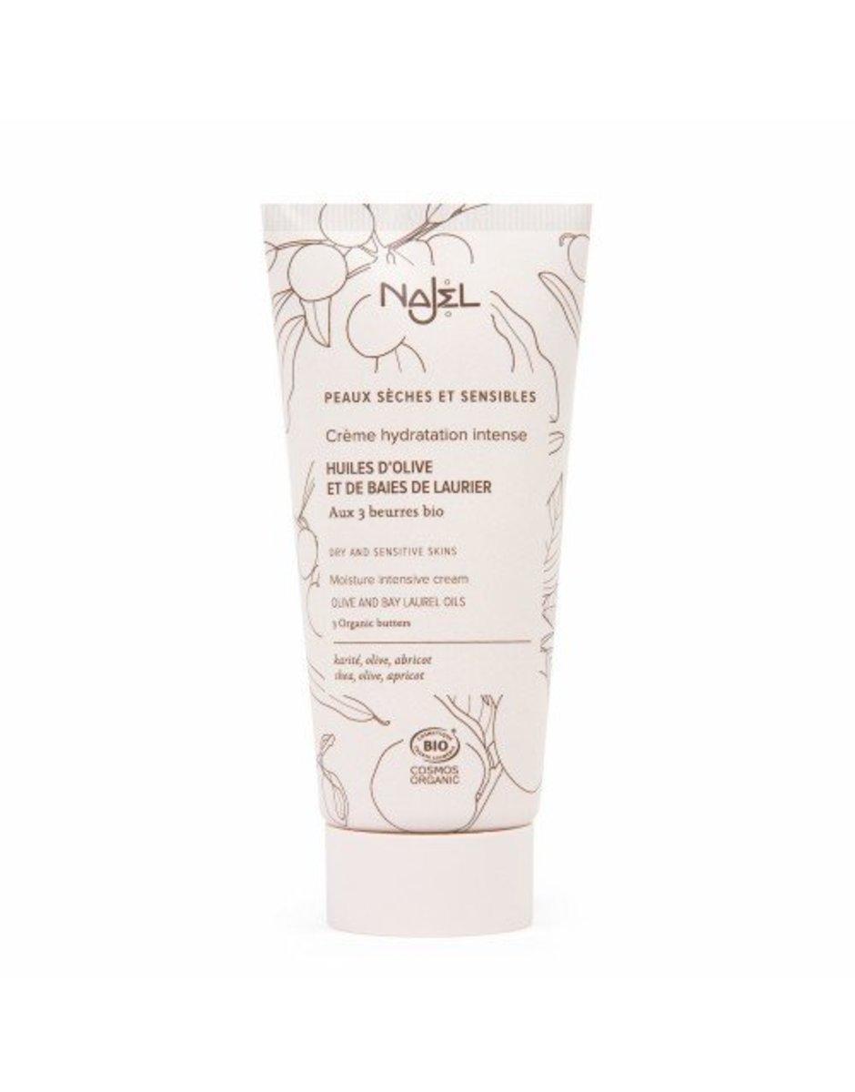 有機滋潤面霜 (乾燥及敏感膚質) 香港行貨 法國品牌