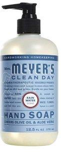 Mrs. Meyers Clean Day Mrs. Meyer's Clean Day 洗手液,雨水香氣 平行進口 350ml