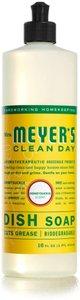 Mrs. Meyers Clean Day Mrs. Meyer's Clean Day 洗碗液洗碗皂,金銀花香味,平行進口 473ml