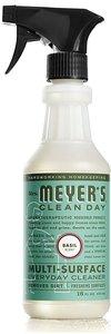 Mrs. Meyers Clean Day Mrs. Meyer's Clean Day 多表面日常清潔劑,羅勒香味,平行進口 473ml