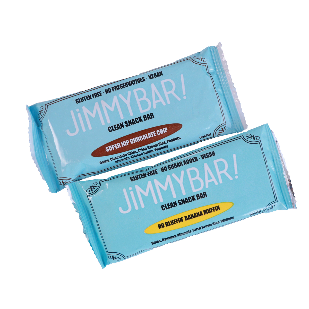 Gluten-Free Snack Bar Assorted Flavours, 45g x 12 Bars Pack