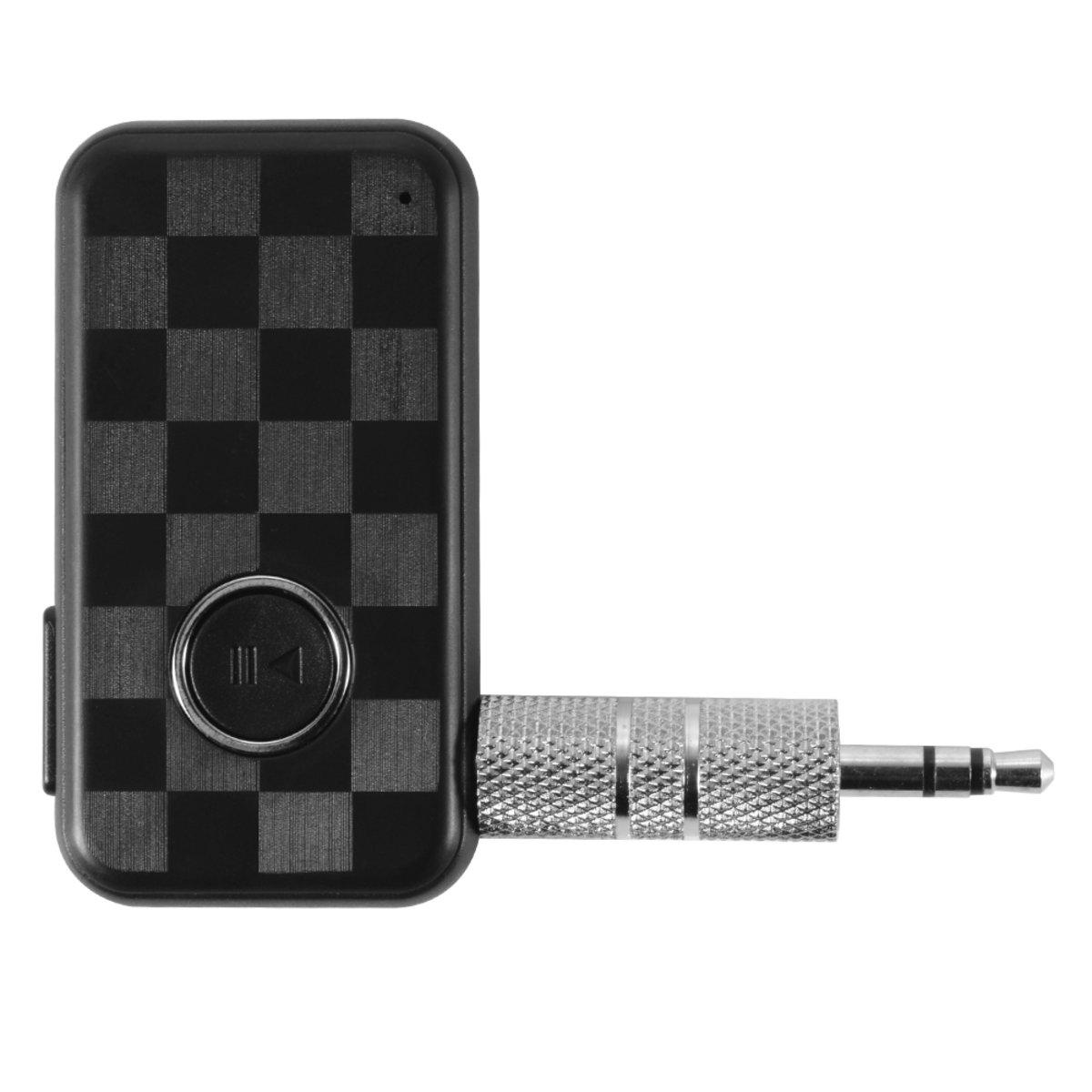 藍牙音頻適配器3.5mm藍牙音頻接收器5.0