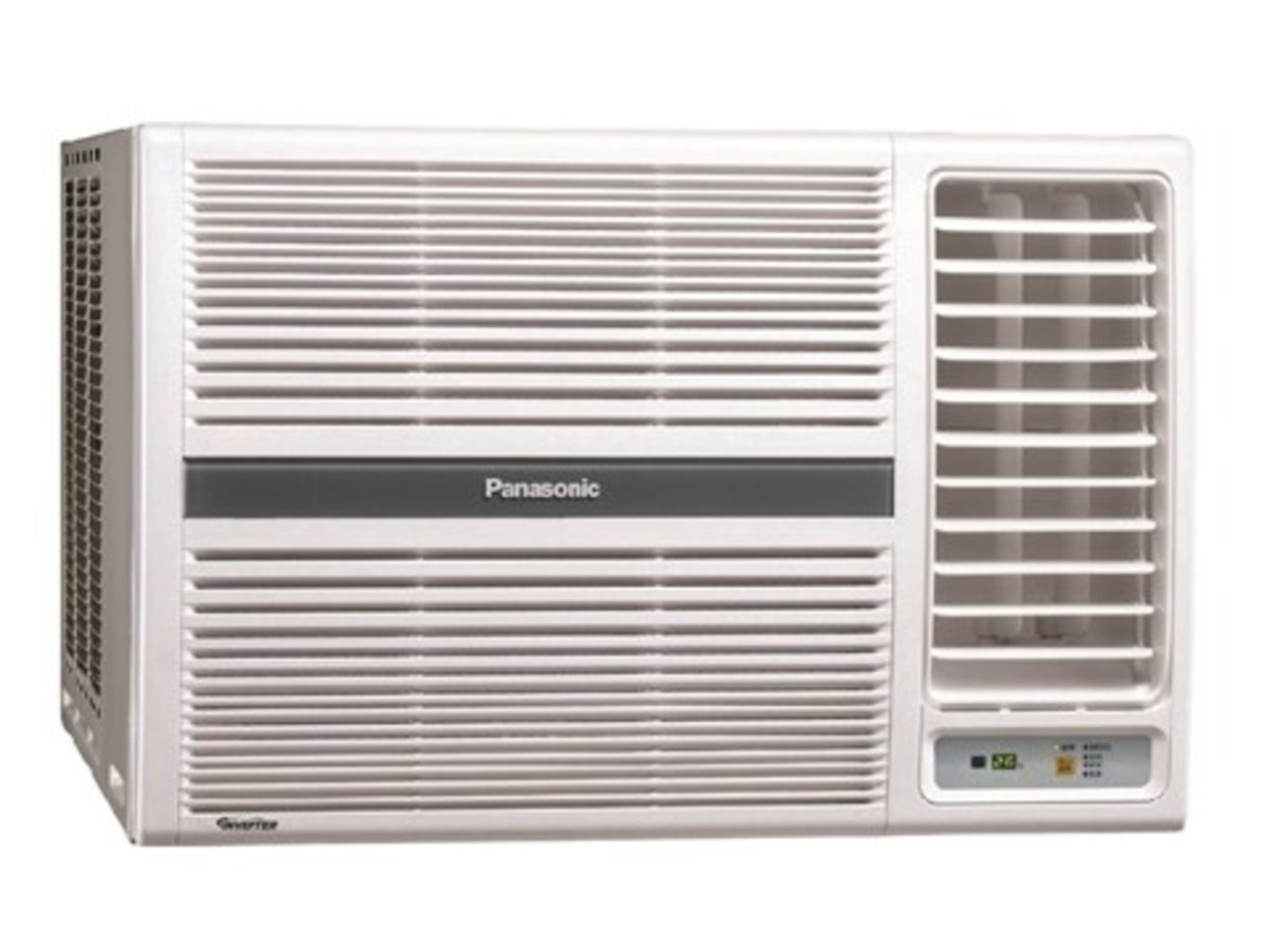 Inverter Window Type Heat Pump Air-Conditioner (1 1/2 HP (Remote Control Model))  CWHE120KA