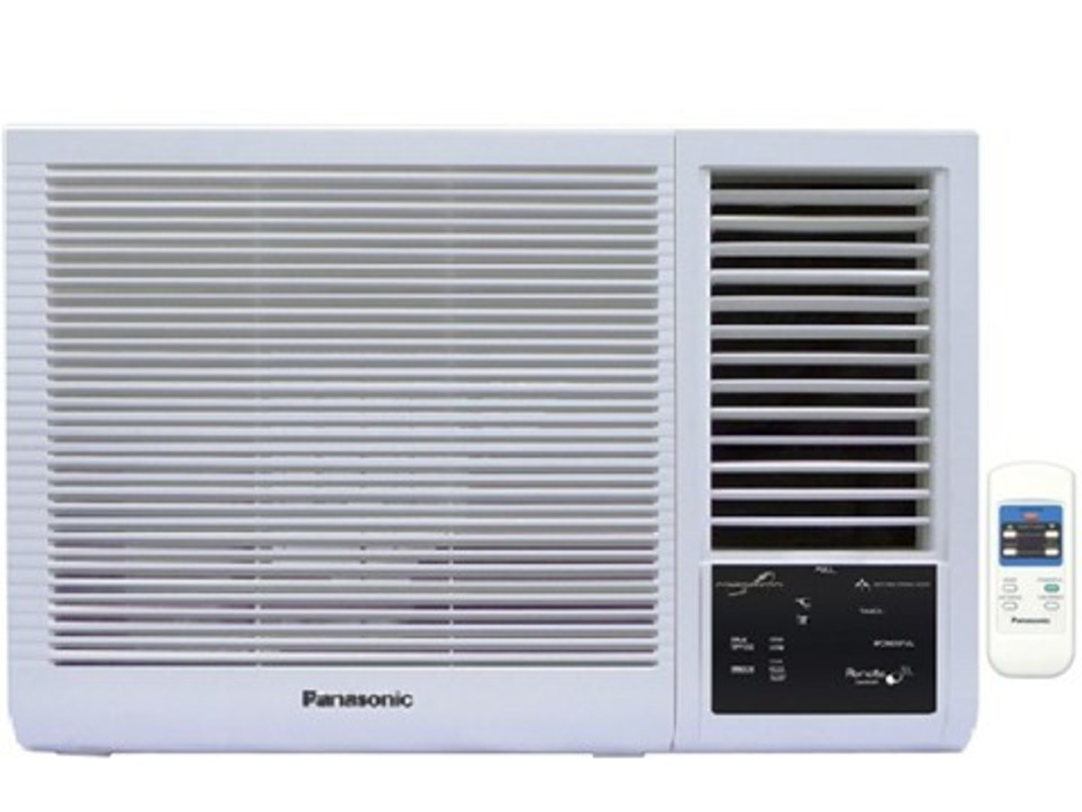 Window Type Air-Conditioner (2 HP (Remote Control Model)) CWXV1815EA